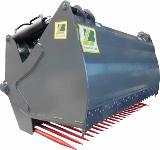 Silage cutter 2620mm BRESSEL, JCB