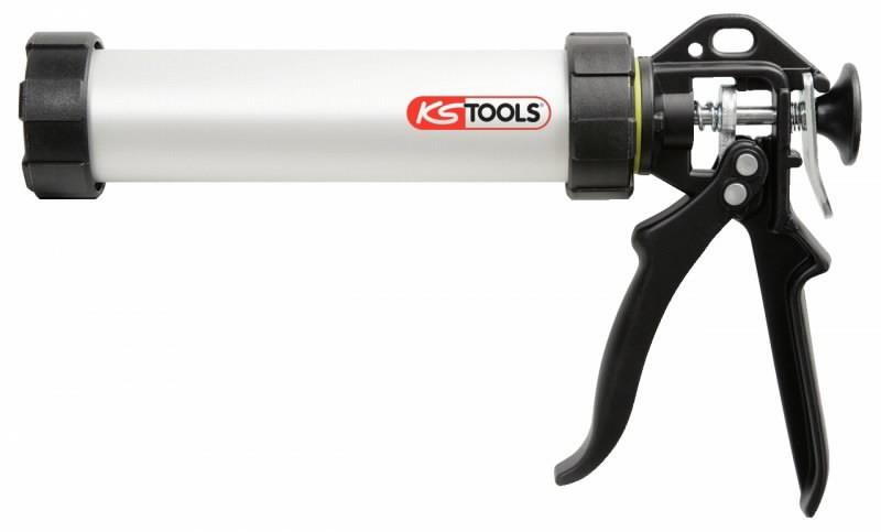 silikoonipüstol 400ml, kinnine, KS Tools