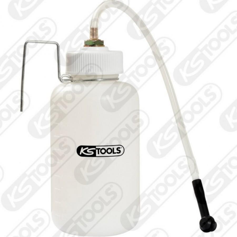 Pidurivedeliku pudel 1L, KS Tools