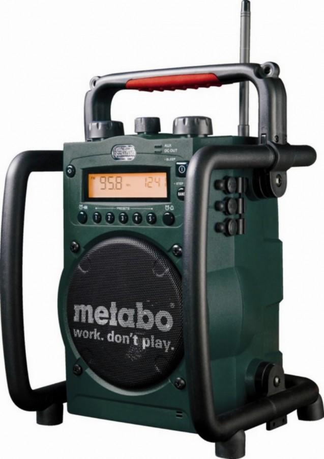 be203fc6f44 METABO akuraadio-laadija RC 14.4-18 V, Metabo, metabo - Akuga raadiod