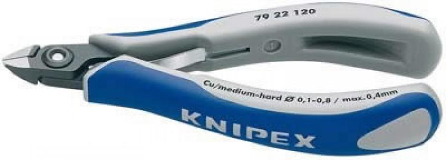 Diagonālās knaibles 125 mm ESD, Knipex