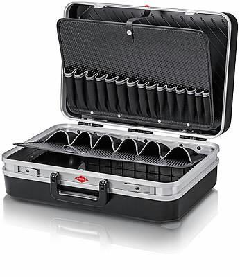 bc522ac6d68 tööriistakohver tühi al.raamiga, Knipex 002120LE&KNI , C EAN: 4003773044567