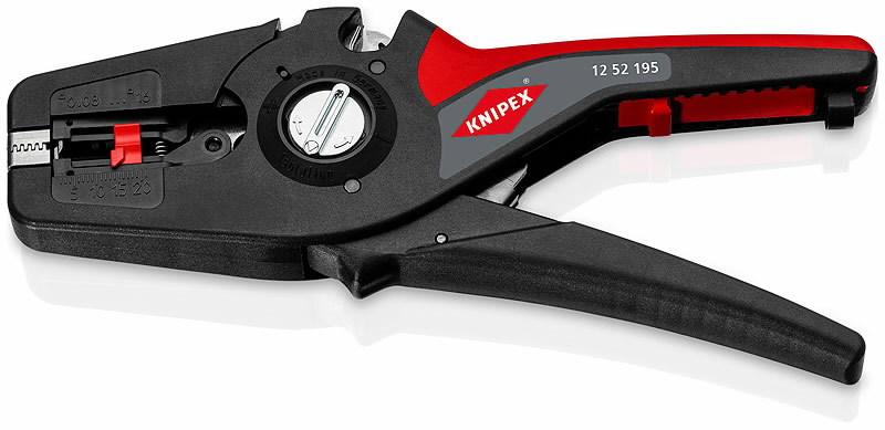 Autom. isolatsioonikoorja PreciStrip16 kaablitele 0,08-16mm2, Knipex