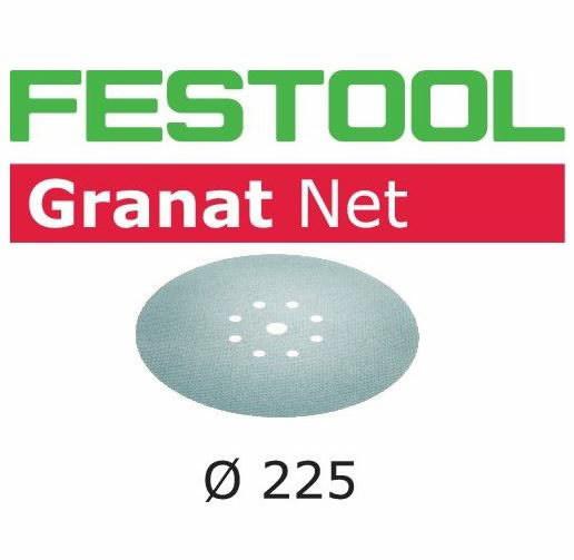 Lihvkettad GRANAT Net 225mm, P320 - 25tk, Festool