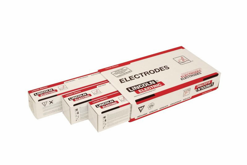 Elektrodas suvirinimo RepTec Cast31 4,0x400mm 2,5kg, Lincoln Electric