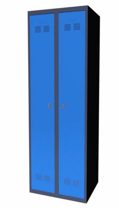 Riidekapp SUP E300-02 7024/5015, PROMAG