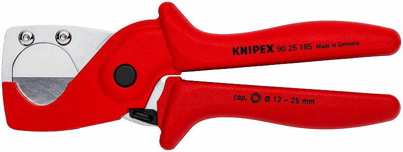 Käärid komposiittorudele 12-25mm, Knipex