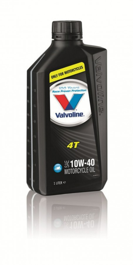 MOTORCYCLE 4T 10W40 1L, Valvoline - 2T and 4T small engine mineral oils
