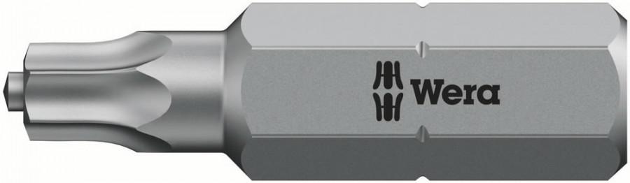 Otsak 1/4´´ 867/1 ZA TORX kesktihvtiga TX 25x25, Wera