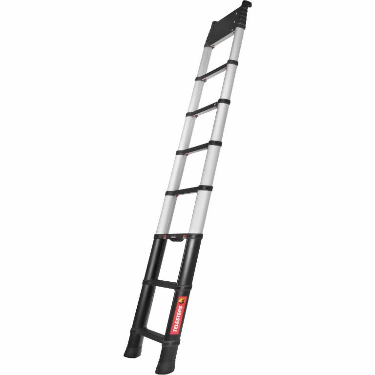 Teleskoop püstredel RESCUE LINE 4,1m, Telesteps