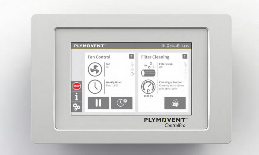 Keevitussuitsu filtreerimissüsteem Diluter Pro, Plymovent
