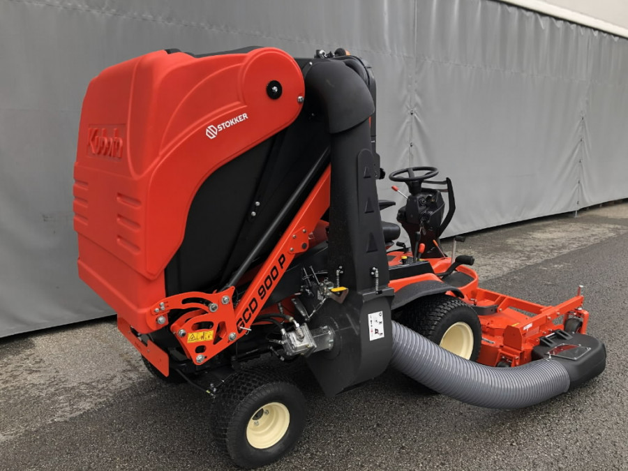 GCD900P Collector to fit S/D Deck F90, Kubota