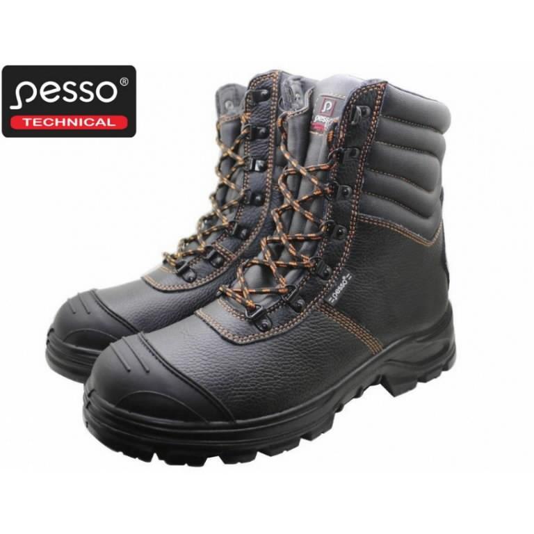 Talve turvasaapad BS659 S3 SRC 39, Pesso
