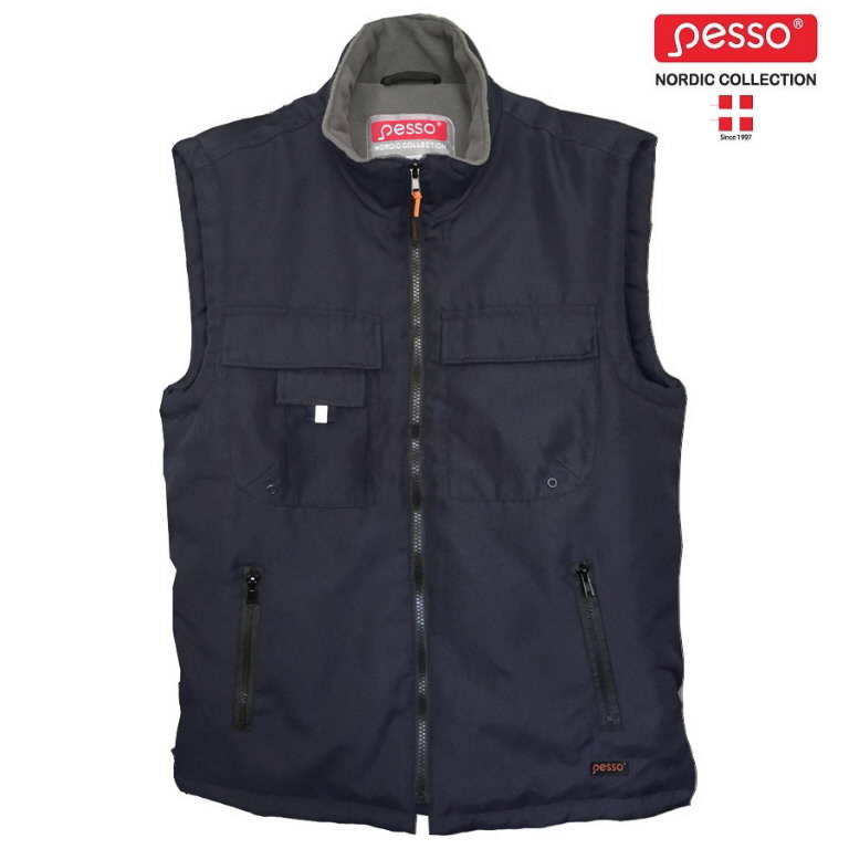 Vest LSPMN, tumesinine M, Pesso