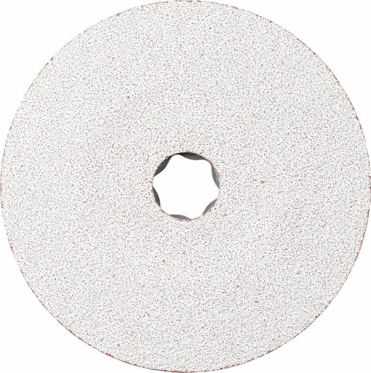 Fibro diskas aliuminiui CC-FS CO-ALU 125mm P60, Pferd