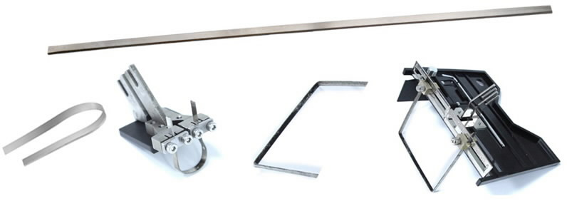 Kuumnoa painduv lõikamise tera 30cm