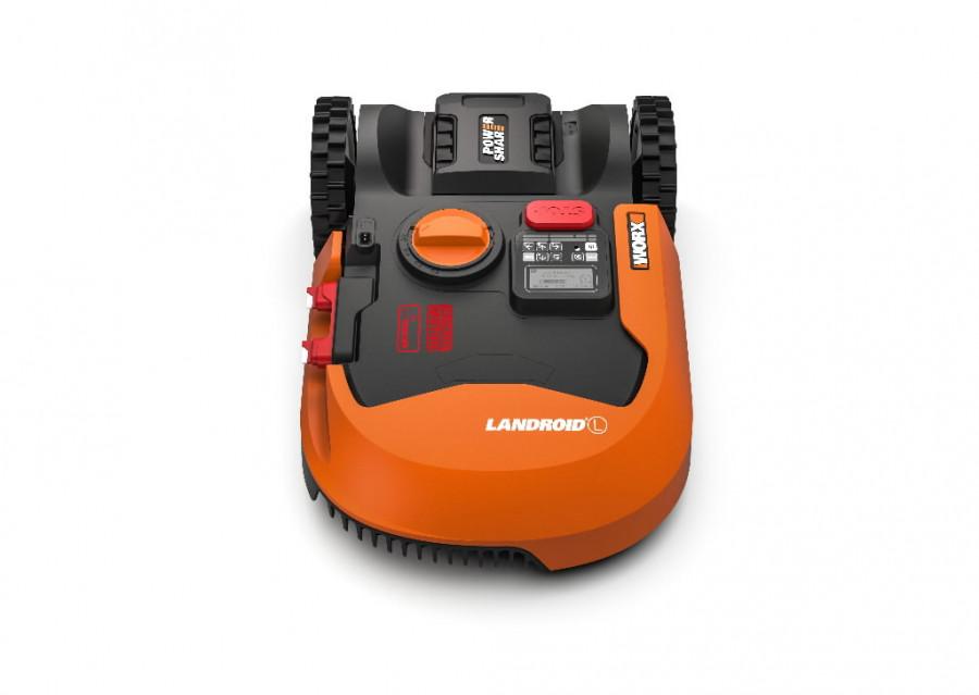 Robotniiduk Landroid L2000, WR155E, Worx