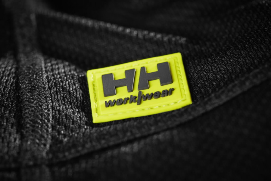 Termosärk HH Lifa, must S, Helly Hansen WorkWear