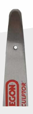 """Juhtplaat 3/8 1,3 35 cm/14"""" (skulptor 12 mm ECHO, Shindaiwa), Oregon"""