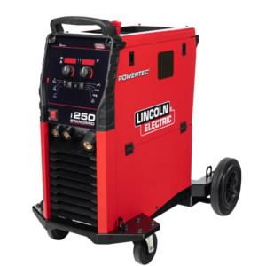 MIG Suvirinimo aparatas Powertec i250C Standard, Lincoln Electric