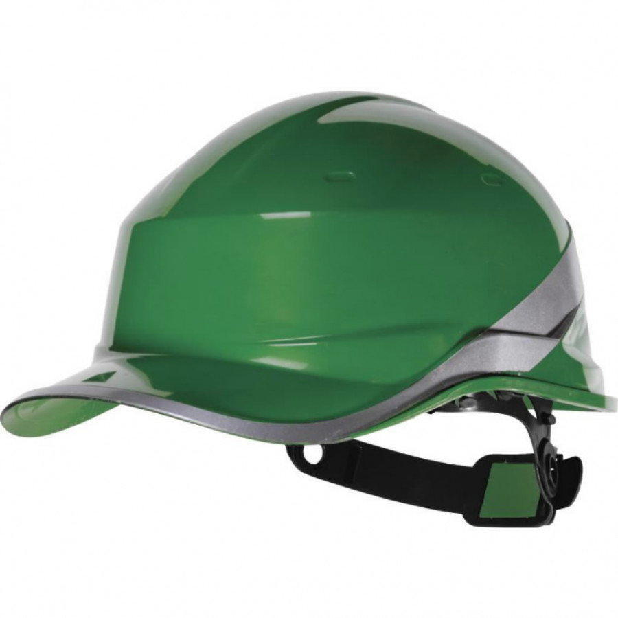 Kaitsekiiver Baseball, reguleeritav, roheline DIAMOND V