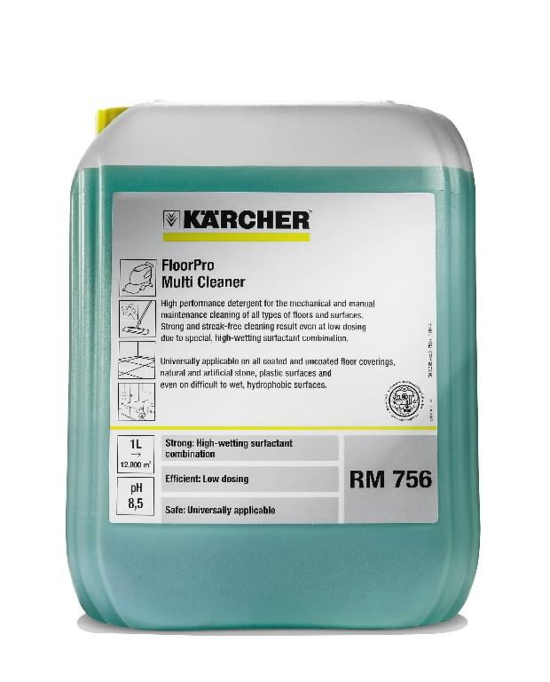FloorPro Multipuhasti RM 756 10L, Kärcher