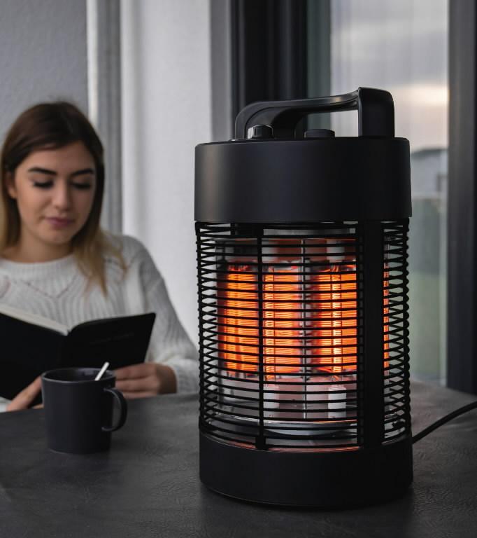 Infrapuna soojuskiirgur EPH 700, Scheppach