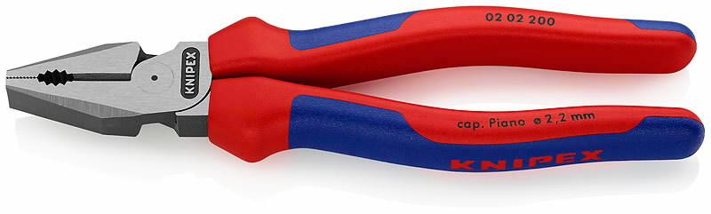 jõunäpitstangid 200mm comfort käepide, Knipex