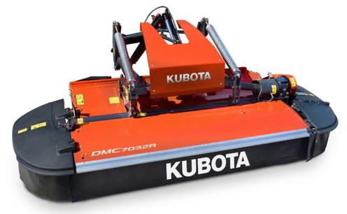 Mower  DMC 7032T, Kubota