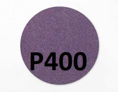 Diskas Hookit 125mm P400+ 775L Cubitron II, 3M