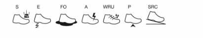 Safety shoes Skipper Auckland High, black S3 ESD SRC 46, Sixton Peak