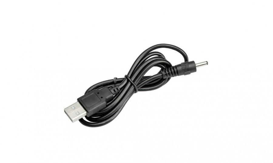 Juhe, USB - Mini DC, 1m, Scangrip