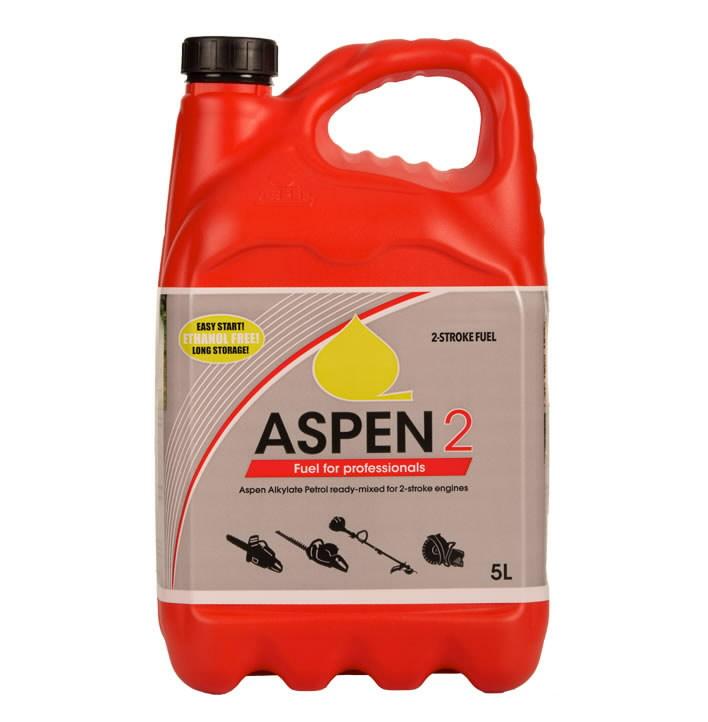 Specialus benzinas  2T 5L, Aspen