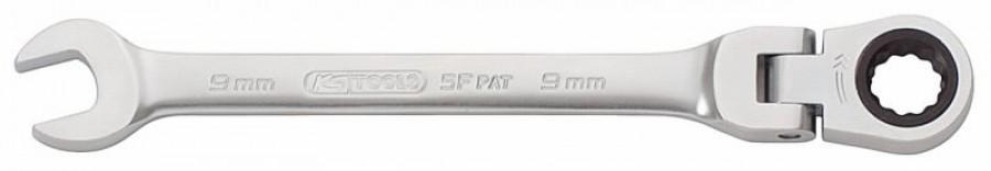 lehtsilmusnarre 12mm liigendiga, KS Tools
