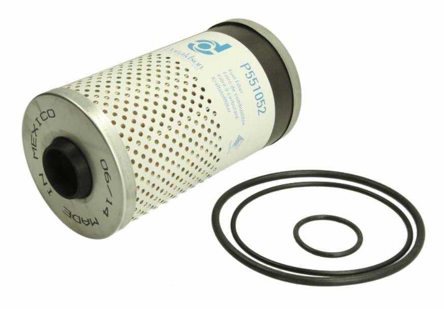 Fuel filter NH 84283691 DONALDSON