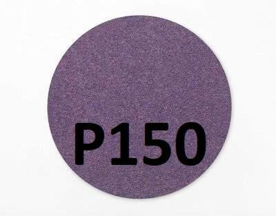 775L Cubitron II Hookit disc 125mm P150+ no holes, 3M