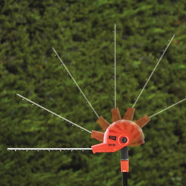 Elektrinė aukštapjovė PH5551 550 W 51 cm, Black+Decker
