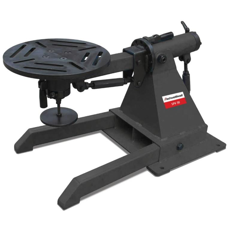 Welding positioner SPV 30, Schweisskraft