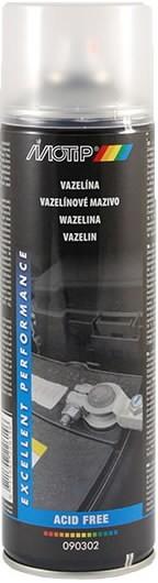 Purškiams vazelinas VASELINE 500ml aerozolis, Motip