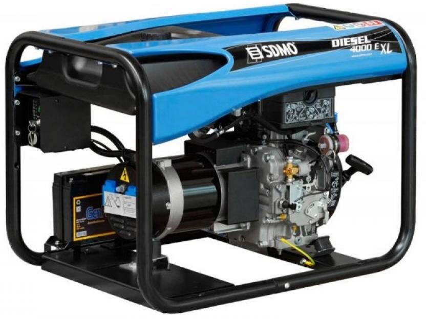 Diesel 4000 EXLC