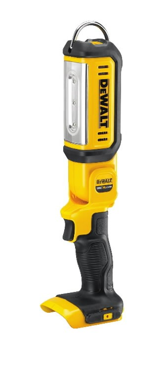 LED handheld worklight, 250-500lm, carcass in carton