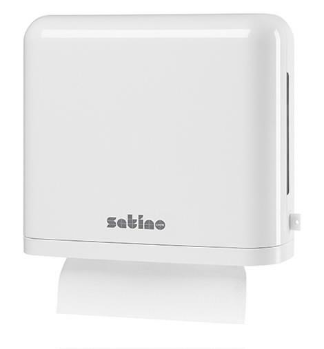 Paper towel dispenser small PT2, Satino
