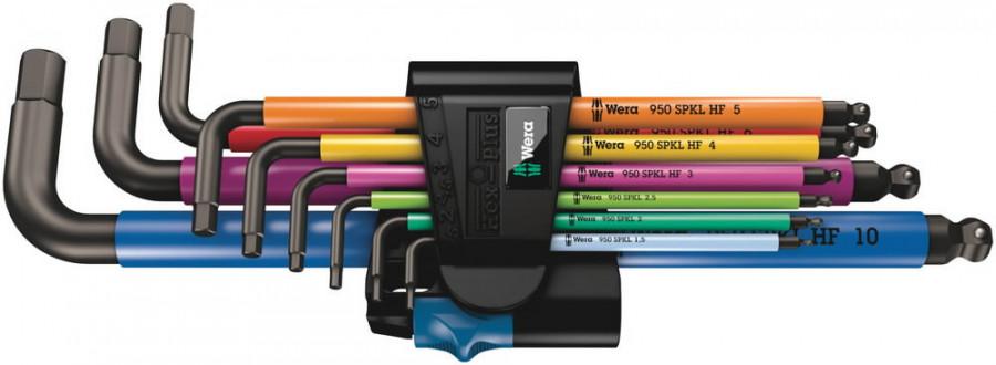 L-võtmete kompl 950 SPKL HF, Wera