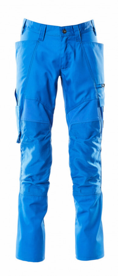 Kelnės  ACCELERATE strets, azure blue 82C62, Mascot