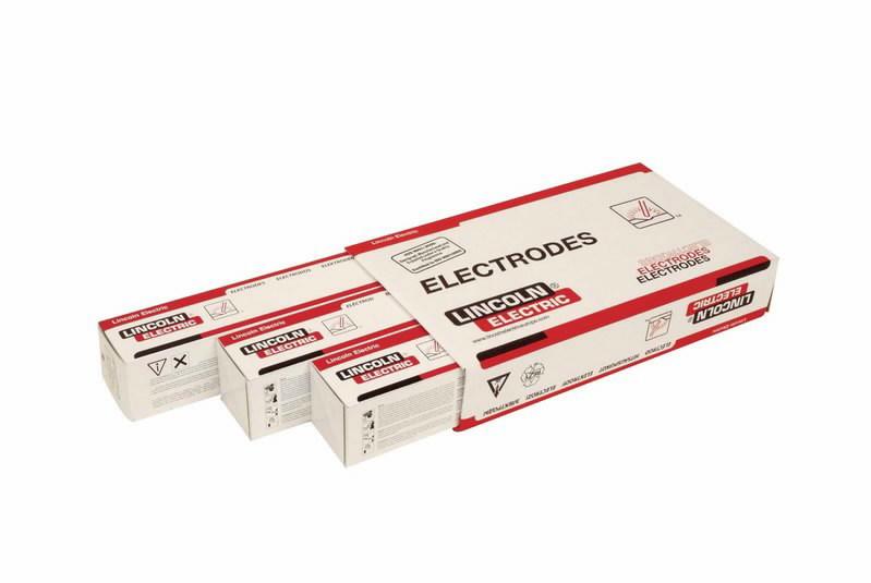 K.elektrood Baso G 5,0x450mm 6,0kg, Lincoln Electric