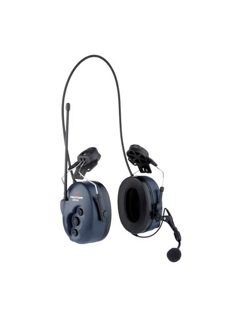 Kõrvaklapid PMR 446 Lite Com kiivrikinnitus XH001680442, 3M