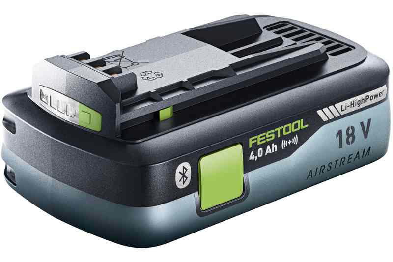 HighPower aku BP 18 Li 4,0 HPC-ASI, Festool