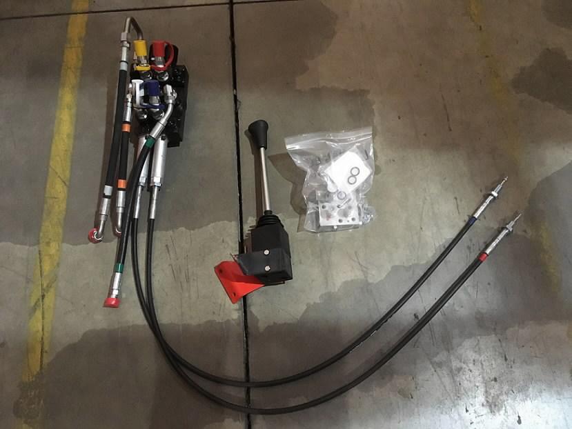 4P Loader valve kit for GL40 series LA854, Kubota