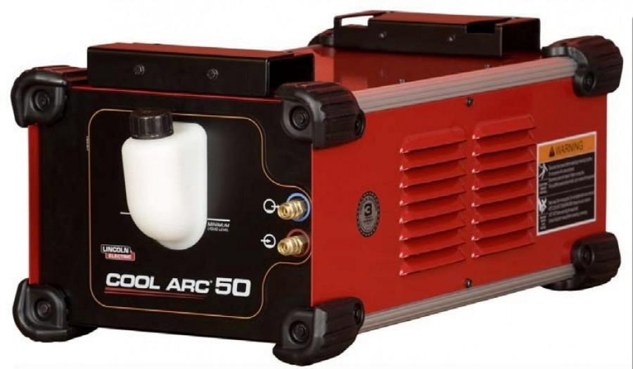 Vesijahutus Coolarc 50, Lincoln Electric