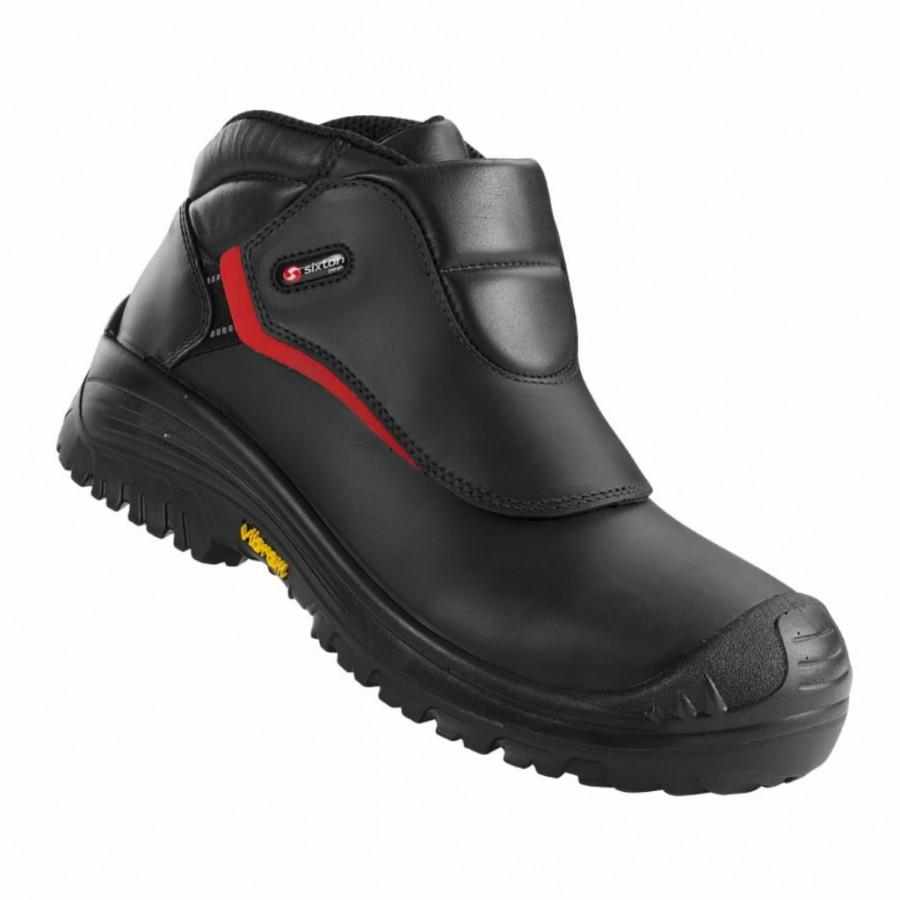 Safety boots for welders Weld 00L Atlantida S3 HRO SRC 40, Sixton Peak
